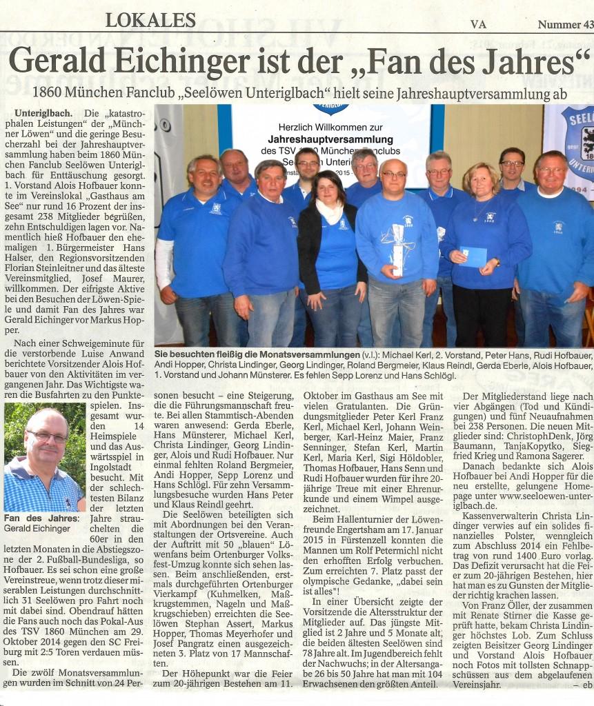 Zeitungsbericht_GV2015